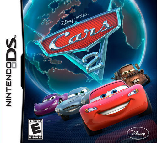 Disney/Pixar Cars 2 - Nintendo DS