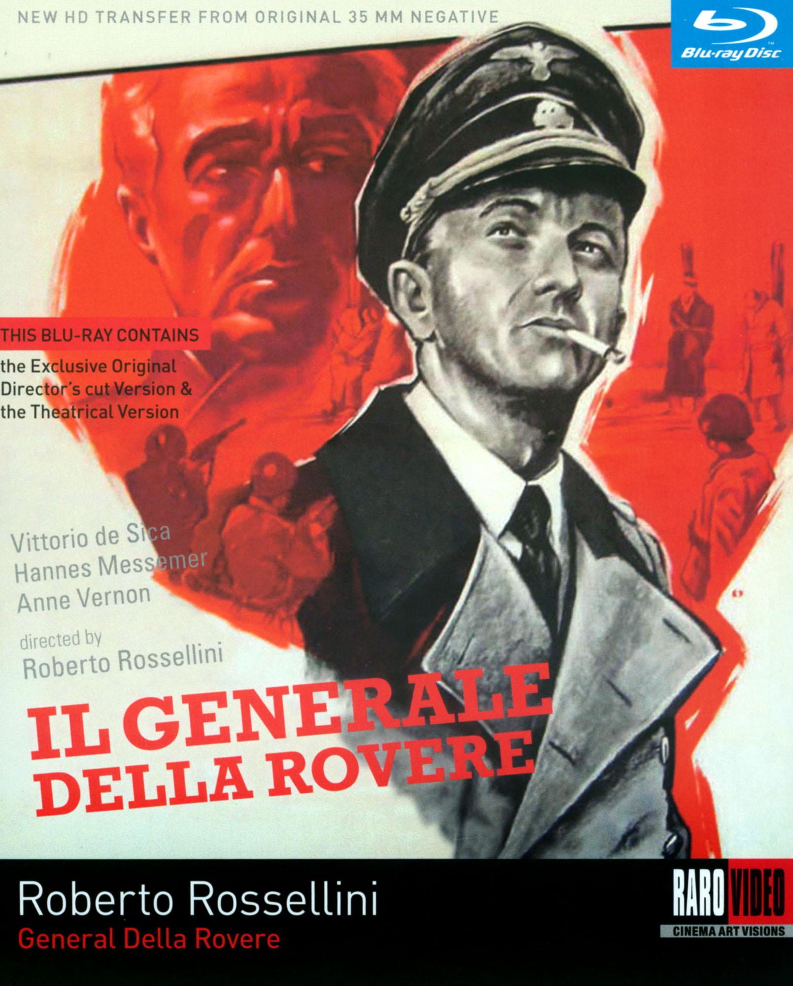 Il Generale Della Rovere [blu-ray] 21765508