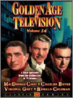 Golden Age Of Television: 14 (DVD) (Black & White)