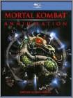 Mortal Kombat: Annihilation (Blu-ray Disc) 1997