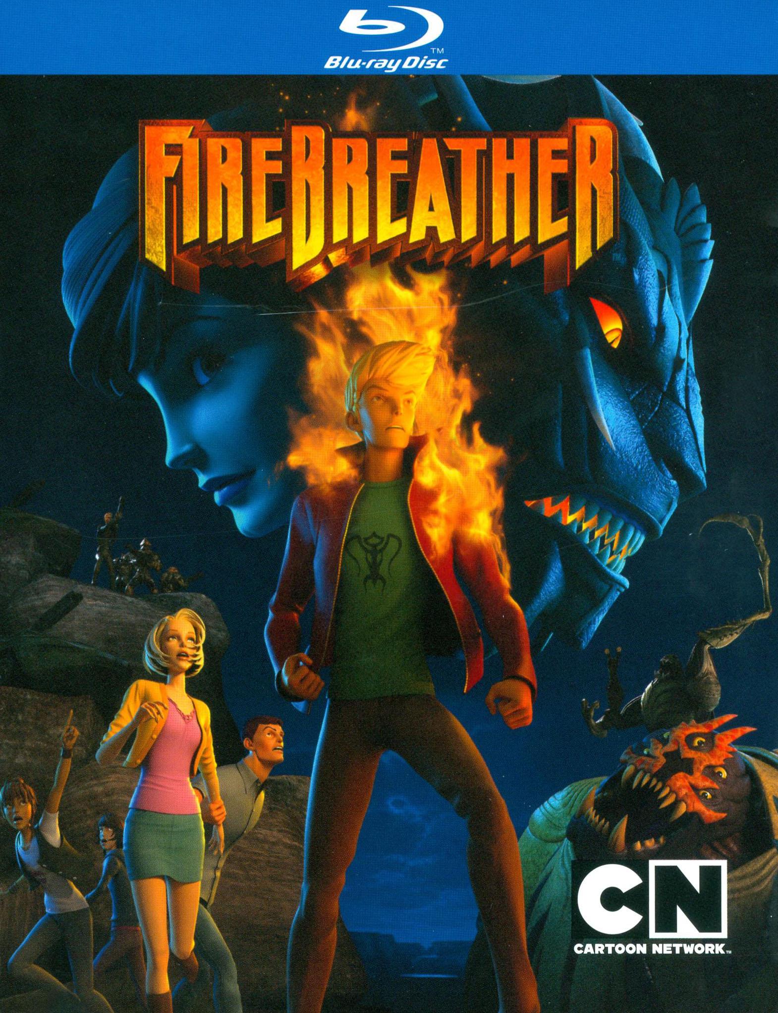 Firebreather [blu-ray] 2180438