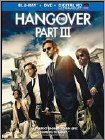 The Hangover Part III (Blu-ray Disc) (Ultraviolet Digital Copy) (Eng/Fre/Spa) 2013
