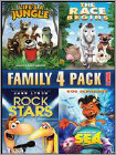 Family Quad Feature 8 (DVD)