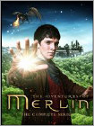 Merlin Complete Series Gift Set (dvd) (boxed Set) 4725807