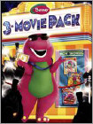 Barney & Friends 3-Movie Pack [3 Discs] (DVD) (Eng/Spa)