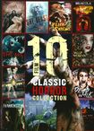10 Film Classic Horror Collection [2 Discs] (dvd) 21859645