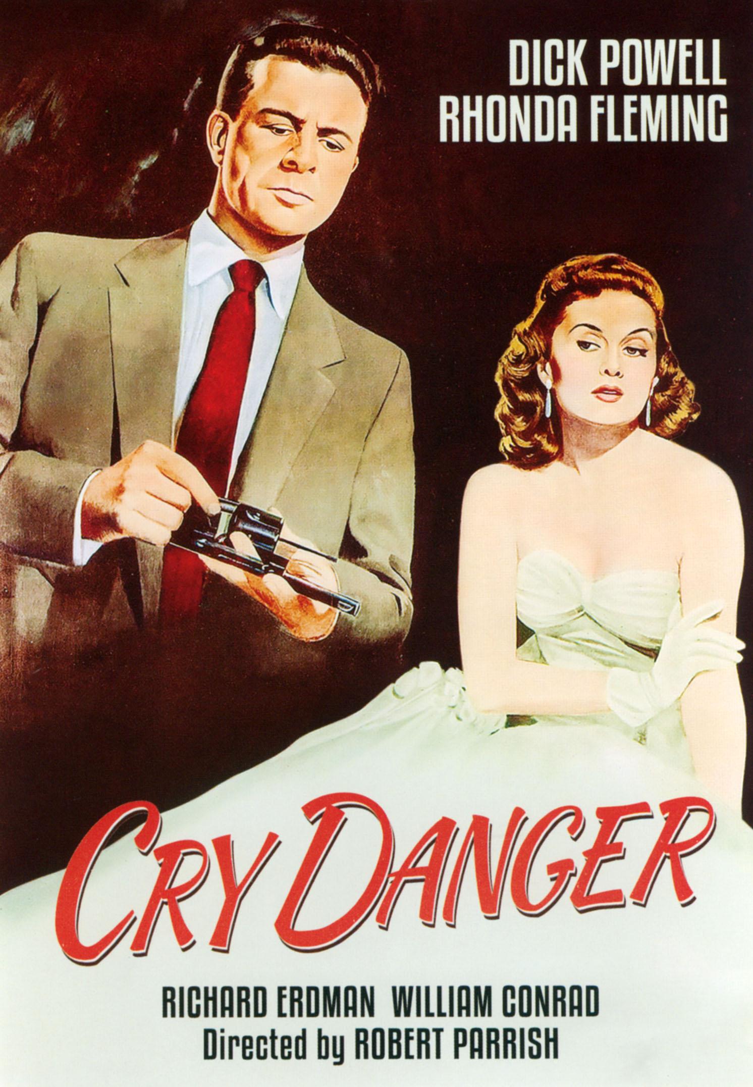 Cry Danger (dvd) 21862833