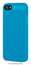 Incipio - NGP Case for Apple® iPhone® 5 and 5s - Translucent Blue