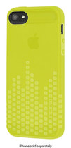 Incipio - FREQUENCY Case for Apple® iPhone® 5 and 5s - Translucent Yellow