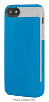 Incipio - FAXION Hard Shell Case for Apple® iPhone® 5 and 5s - Blue/Hazy Gray