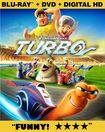Turbo [2 Discs] [includes Digital Copy] [blu-ray/dvd] 2188329