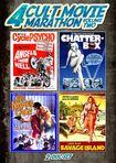 4 Cult Movie Marathon, Vol. 2 [2 Discs] (dvd) 21897239