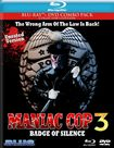 Maniac Cop 3: Badge Of Silence [2 Discs] [blu-ray/dvd] 21975593