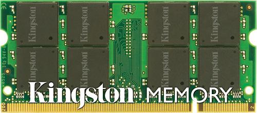 Kingston Technology - 2GB DDR2 SDRAM Memory Module - Green