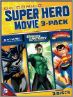 DC Comics Super Hero Movie 3-Pack [3 Discs] (DVD) (Eng/Spa/Fre/Por/TH/Japanese)