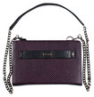 Members Only - Clutch for Most Smartphones - Black/Pink