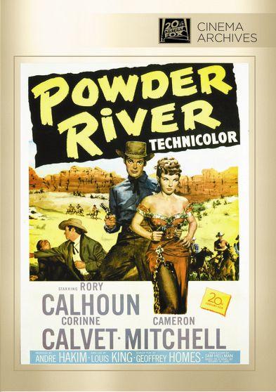 Powder River (dvd) 22013895