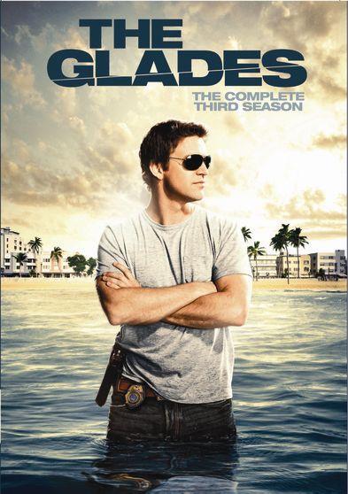 The Glades: The Complete Third Season [3 Discs] (dvd) 22014153