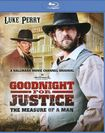 Goodnight For Justice: The Measure Of A Man [blu-ray] 22048014