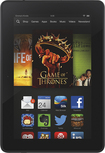 "Amazon - Kindle Fire HDX - 7"" - 64GB - Wi-Fi + 4G LTE AT&T - Black"