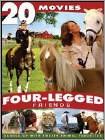 Four-Legged Friends: 20 Movies [4 Discs] (DVD) (Black & White/)