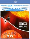 Galactic Adventures Double Feature: 3d Sun/mars 3d [blu-ray] 22127732