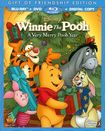 Winnie The Pooh: A Very Merry Pooh Year [2 Discs] [includes Digital Copy] [blu-ray/dvd] 2217114