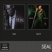 Soul/Soul II - CD - France