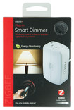 GE - ZigBee Plug-In Smart Dimmer Light Switch - White