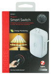 GE - Plug-In Smart Light Switch - White