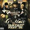 G-Unit Radio, Vol. 25 - CD