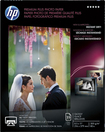 HP - Premium Plus Glossy Inkjet Photo Paper - White