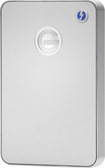 G-Technology - G-DRIVE mobile with Thunderbolt 1TB External USB 3.0 Portable Hard Drive - Silver