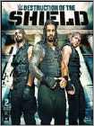 WWE: The Destruction of the Shield (Blu-ray Disc) 2015
