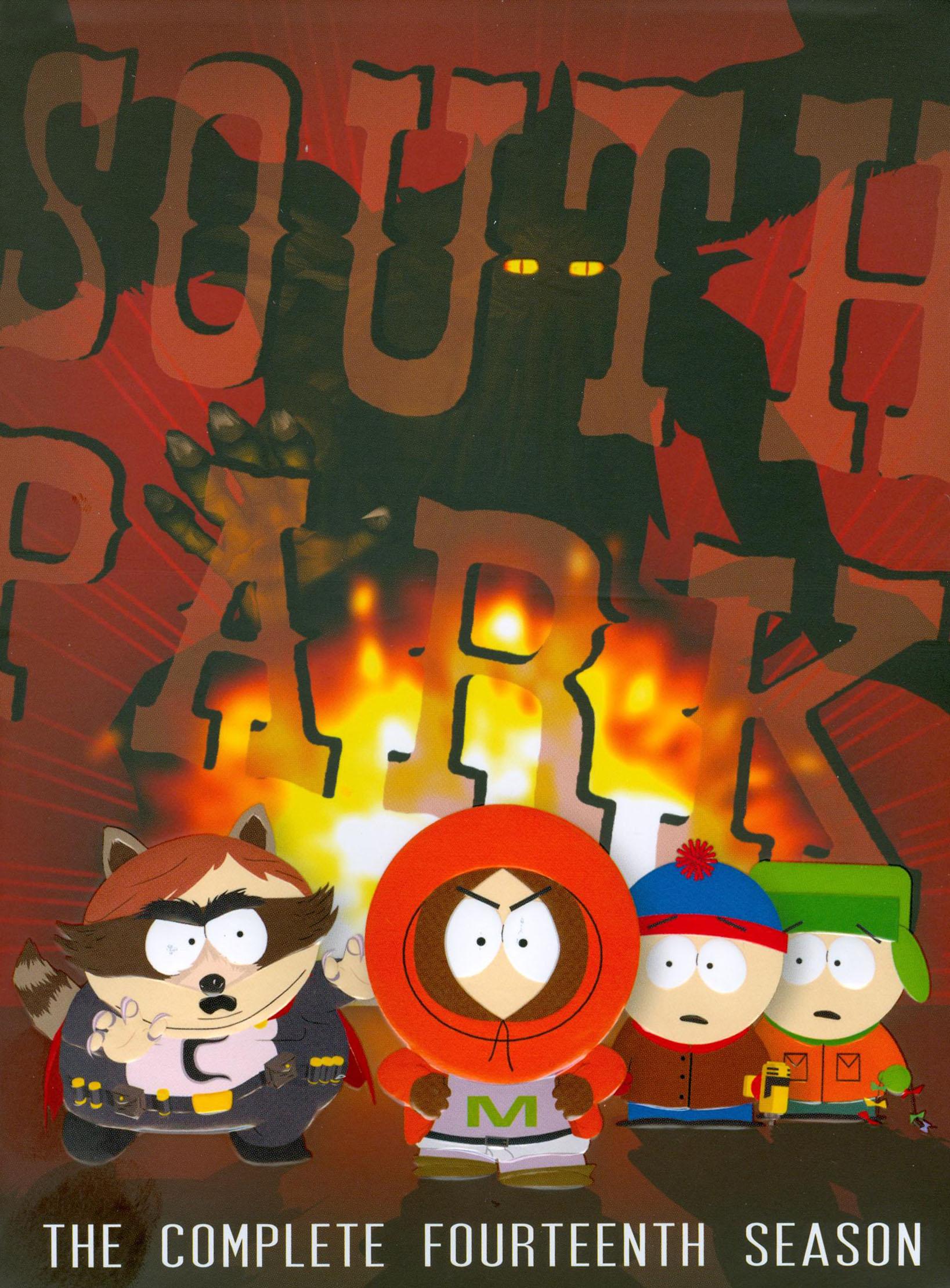 South Park: The Complete Fourteenth Season [3 Discs] (dvd) 2244087