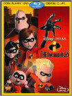 The Incredibles (Blu-ray Disc) (4 Disc) 2004
