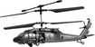 Protocol - Big Blackhawk 3-Channel Radio-Controlled Helicopter - Black