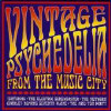 Vintage Psychedelia From Music City (Port) - CD