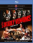 The Five Deadly Venoms [blu-ray] 2257585