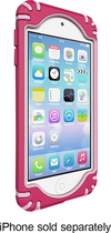 iFrogz - Bullfrogz Case for Apple® iPod® touch 5th Generation - Pink