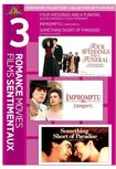 Four Weddings And A Funeral/impromptu/something Paradise [french] (dvd) 22693309