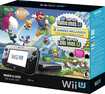 Nintendo - Wii U Deluxe Set with New Super Mario Bros. U and New Super Luigi U