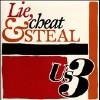 Lie Cheat & Steal (Uk) - CD