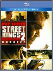 Street Kings 2: Motor City (Blu-ray Disc) (Unrated) (Enhanced Widescreen for 16x9 TV) (Eng) 2011