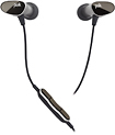 Polk - Nue Era Earbud Headphones - Black