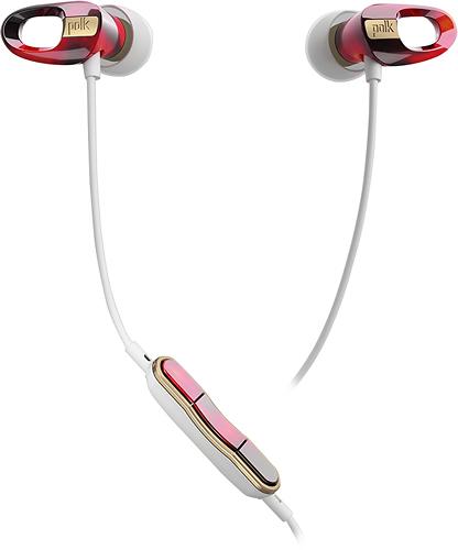 Polk - Nue Voe Earbud Headphones