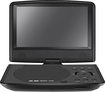 "Insignia™ - 9"" Portable DVD Player - Black"