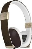 Polk - Hinge On-Ear Headphones - Brown