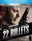 22 Bullets [2 Discs] [blu-ray/dvd] 23039722