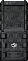 Cooler Master - HAF912 Mid-Tower Chassis - Black